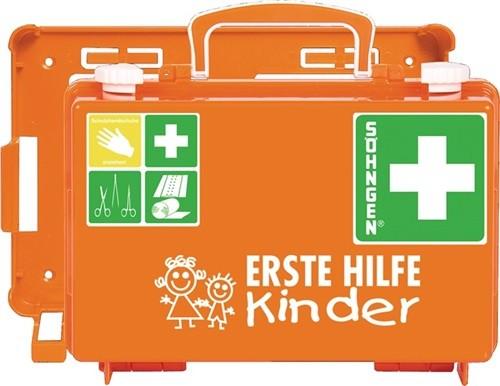 Erste Hilfe Koffer, KINDERGARTEN Quick CD
